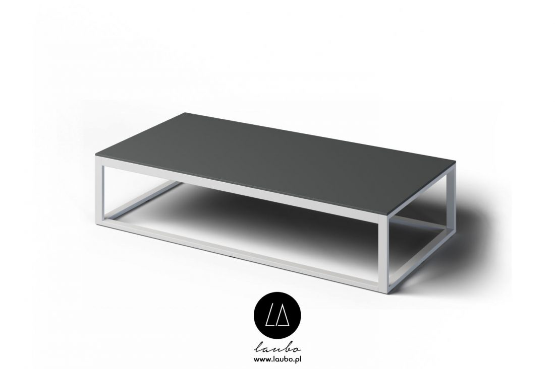 Terrace contemporary coffe table rectangular