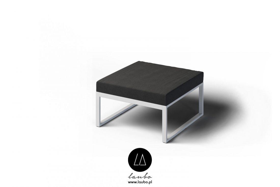 Modern footstool footrest outdoor