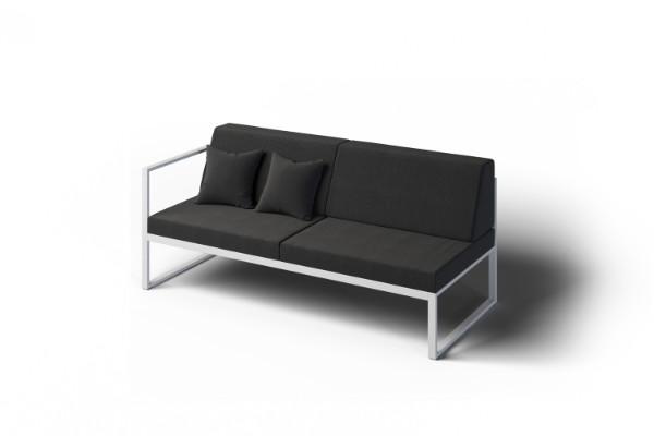 Comfortable garden sofa