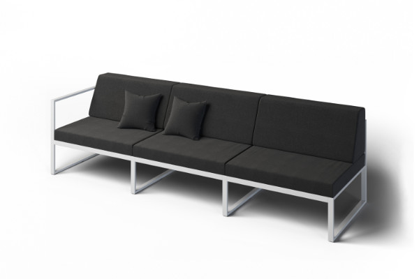 Office terrace sofa