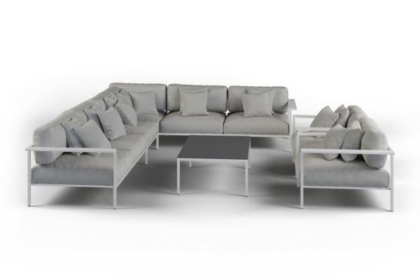 Outdoor terrace furniture set