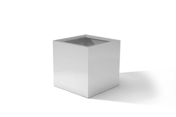 Garden planter square plant pot Fibra cube
