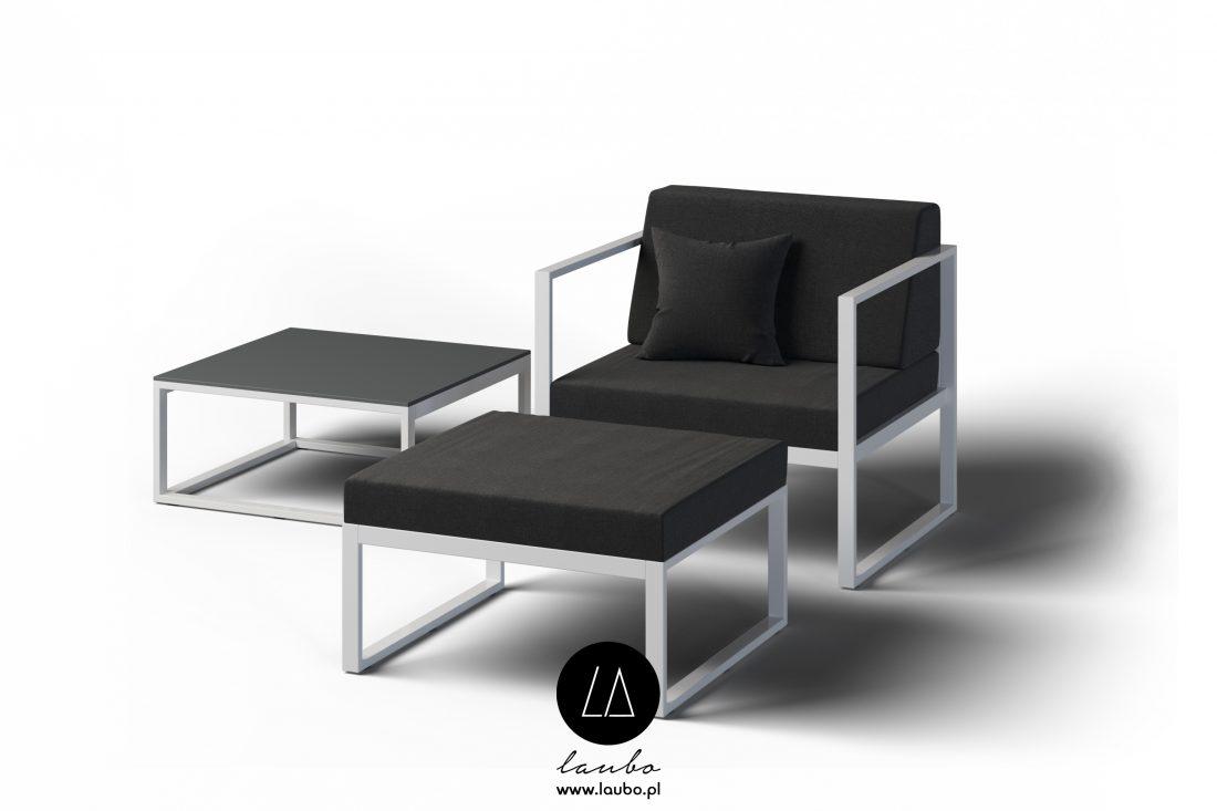 Fotel zewnętrzny Formal