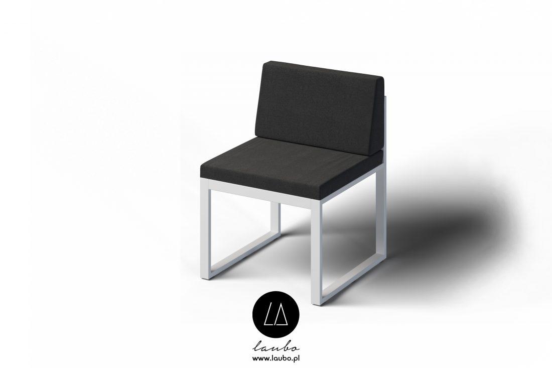 Krzesło ogrodowe Formal