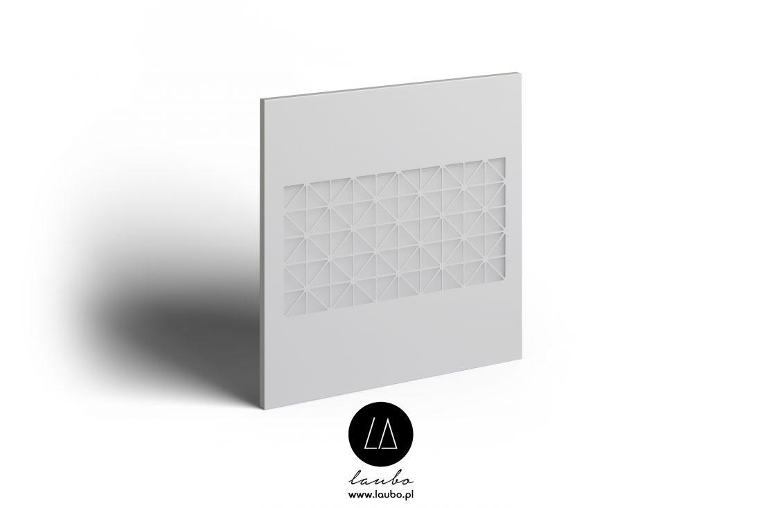 Kwadratowy obraz zewnętrzny Tile Strip
