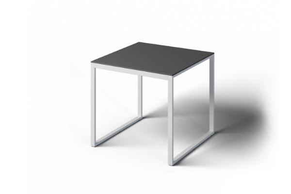 Kwadratowy stół kuchenny zewnętrzny