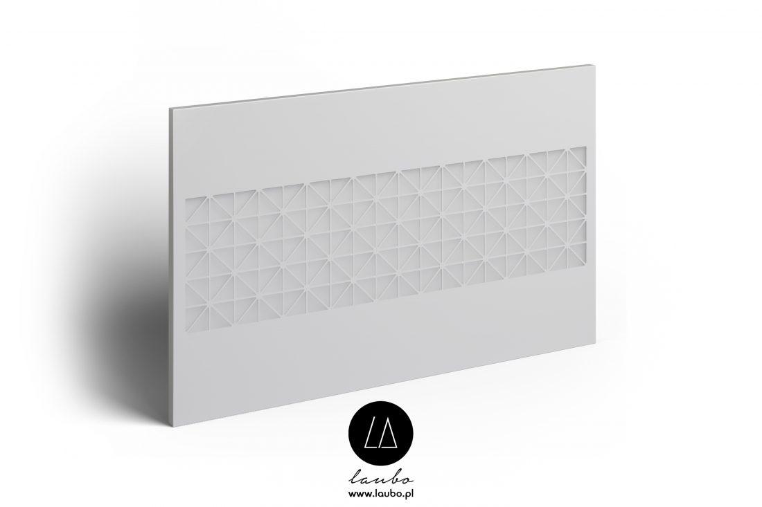 Nowoczesny obraz zewnętrzny Tile Strip
