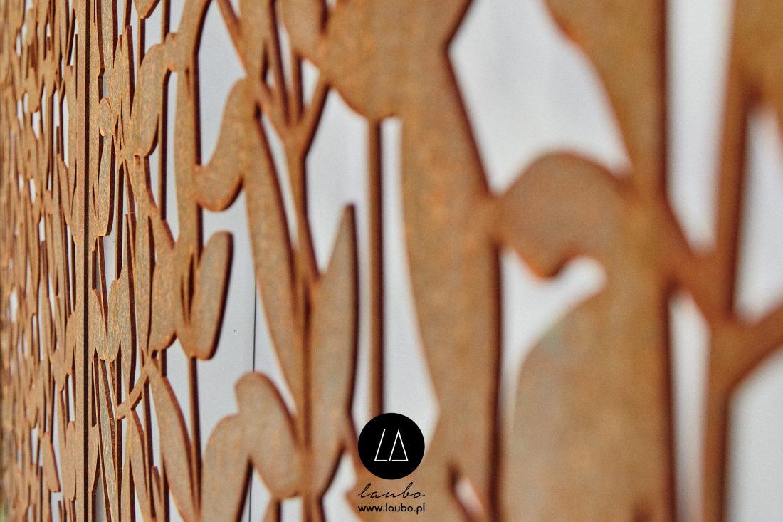 Nowoczesny panel dekoracyjny