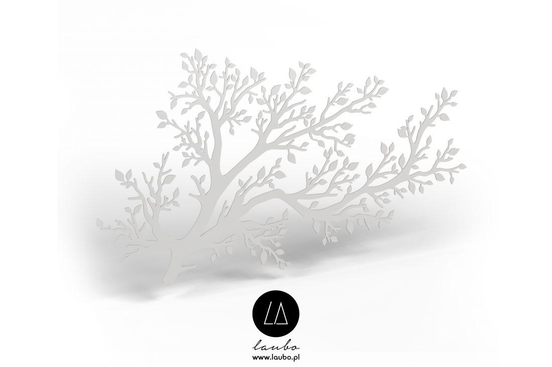 Nowoczesny panel ogrodowy Tree Rev