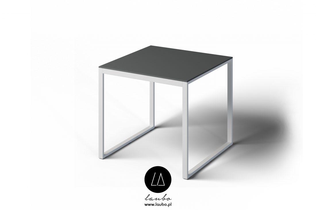 Nowoczesny stół ogrodowy Formal kwadratowy