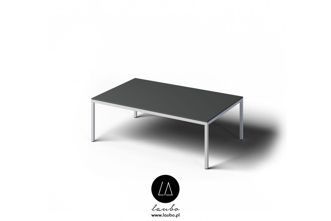 Nowoczesny stolik ogrodowy Cosi prostokątny