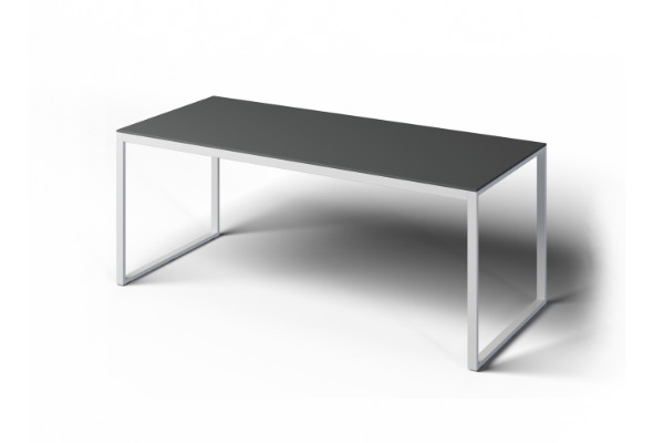 Prostokątny stół kuchenny zewnętrzny