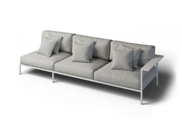 Sofa na taras całoroczna