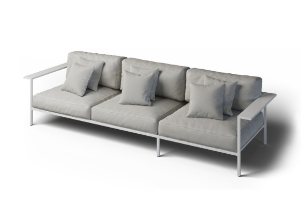 Sofa tarasowa nowoczesna