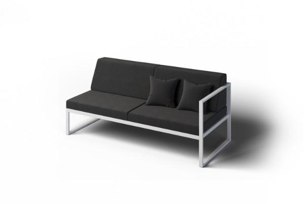Sofa zewnętrzna do pracy